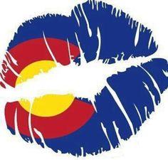 colorado flag images
