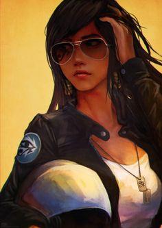 MonoriRogue,Monori Rogue,artist,Pharah,Overwatch,Blizzard,Blizzard Entertainment,фэндомы,Overwatch art