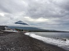 Day 102 - Amed (Bali). New stop! Amed is a sleepy coastal town great for some diving and snorkelling. Just the what we need :)
