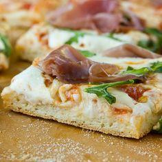 Recipe: Quick Yeast-Free Pizza Dough