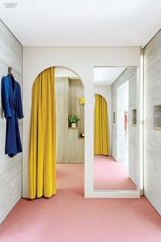Inside Scoop: NYC Places to Eat, Shop, Play, or Sleep | Rachel Comey by Ensemble Architecture and Charles de Lisle Office.