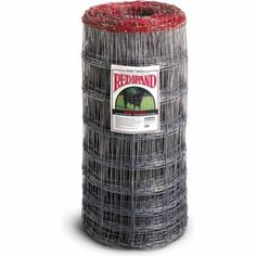 Find Red Brand Square Deal Field Fence, 330 ft. in the Field FencingField Fence | Product Height : 47 in. | Product Length : 330 ft. | Filler Ga