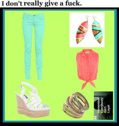 Fun, created by kailan-white on Polyvore