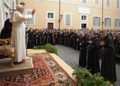 Pope at Castelgandolfo
