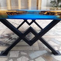 Quality is never a coincidence. For order… Poplar wood epoxy resin coffee table. Quality is never a coincidence. For order… – M – Resin And Wood Diy, Diy Resin Table, Epoxy Table Top, Epoxy Wood Table, Epoxy Resin Table, Diy Table, Resin Patio Furniture, Log Furniture, Funky Furniture