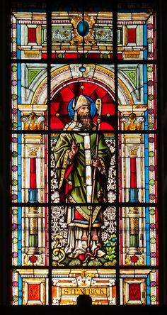 St. Patrick | http://www.saintnook.com/saints/patrickofireland |