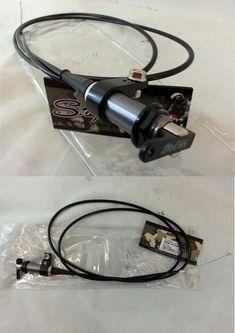 comando starter aria con cavo manuale guaina lunga 150 cm Ebay