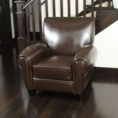 Finley Club Chair by Christopher Knight Home