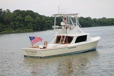 Worton Creek Marina - Bertram 31