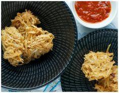 Indonesian Medan Food: Uyen / Keladi Goreng (Taro Cake)