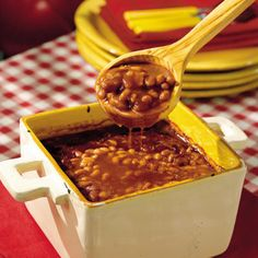 Fourth of July Recipes: Root Beer Baked Beans
