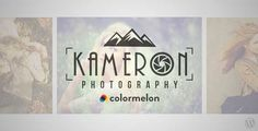 Download and review of Kameron - Your Photography Portfolio, one of the best Themeforest Creatives themes