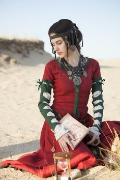The Alchemist's Daughter Dress