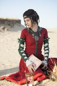 The Alchemist's Daughter Dress