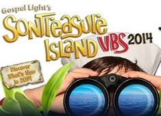 She's been talking about this for months...maybe the cd from Santa?  SonTreasure Island VBS 2014 by Gospel Light