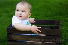 Baby photography idea. So cute!