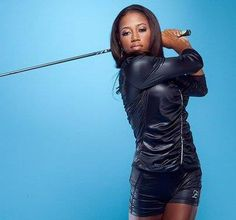 "Zykiya Randall (""Z"").......the youngest and First African American Female Golfer to win first place in US Womens Open Qualifier"