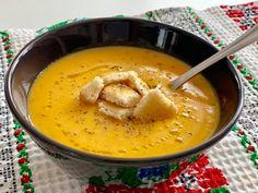 Cea mai bună supă cremă de legume, cu succes nebun la copii - Ruxandra Luca Food Art, Thai Red Curry, Food And Drink, Vegan, Cooking, Ethnic Recipes, Soups, Sweets, Cooking Recipes