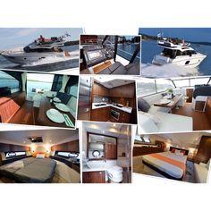 Grandezza 40 Fly    #grandezza40fly #fly #grandezza #flybridge #yat #yacht #tekne #motoryat #boat #motoyacht #yachting #boating #sealife #sea #deniz #boatlife #yachtlife #yachtworld #luxury #luxuryyacht #wealthylife #amazing #awesome #follow #yatvitrini ..