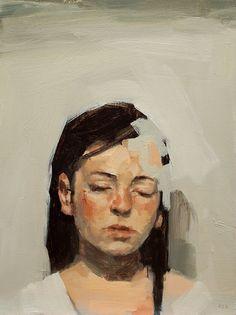 In Every Mind, Fine Art Digital Print of Original Oil Painting- Kai Samuels Davis