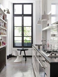Halcyon Style: Kitchens
