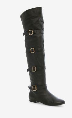 Jeffery Campbell Black Boot | VAUNTE