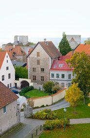 Visby som medeltida stad
