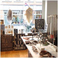 Pop-up shop at Hartje Zutphen www.hartjezutphen.com