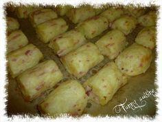 Croquettes de pommes de terre au four au thermomix