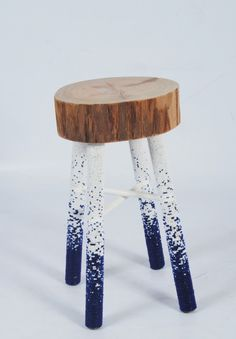 Great way to jazz up a stool.   #sondermill #liveoriginally