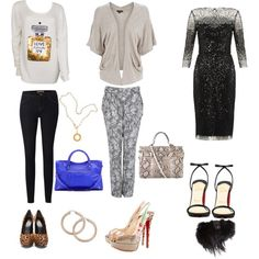 """""""3in1 Beyonce style"""" by nicky-diva on Polyvore"""