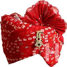Red Chundari Tie-Die Safa (Turban) in Cotton Fabric; Bridal Mehndi Dresses, Wedding Dresses Men Indian, Wedding Dress Men, Wedding Men, Wedding Groom, Birthday Background Images, Banner Background Images, Bamboo Background, Smoke Background