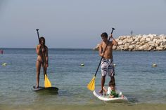 Stand up paddleboarding is the world's fastest growing water sport.