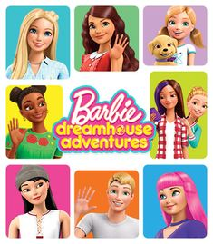 Barbie - Jogos, vídeos e atividades Barbie Theme, Barbie Birthday, Barbie Party, Old My Little Pony, Barbie And Her Sisters, Dc Super Hero Girls, Cartoon People, Old Disney, Barbie Dream House