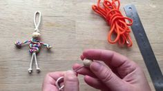 How to Make Macrame Dolls