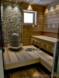 Sauna In The Home 17 Outstanding Ideas That Everyone Need To See sauna diy Sauna In The Home- 17 Outstanding Ideas That Everyone Need To See Diy Sauna, Sauna Infrarouge, Sauna Hammam, Sauna House, Sauna Heater, Spa Design, Design Sauna, House Design, Design Ideas