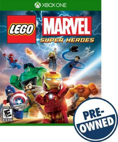 Lego Marvel Super Heroes - PRE-Owned - Xbox One
