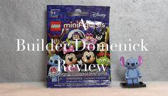 LEGO Stitch Minifigure 71012-1 Disney Series Review