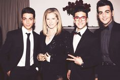 Il Volo and Streisand