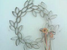 merry may: Easy Peasy Fall Wreath DIY