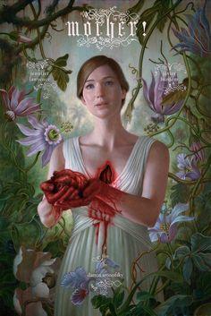 Darren Aronofsky aproveitou o Dia das Mães para revelar o poster sinistro do seu novo filme