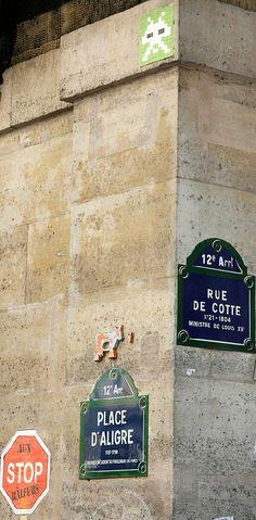 place d'Aligre-rue de Cotte (Paris 12ème) - Stop aux Râleurs...