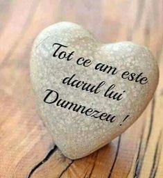 Tot ce am este darul lui Dumnezeu ♡ Qoutes, Life Quotes, God Loves Me, Pray, Spirituality, Funny Memes, Lord, My Love, Trust