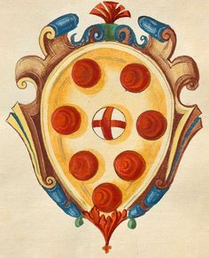 Di Giovencho De Medici Medici, Coat Of Arms, Florence, Families, History, House, Art, Home, Family Crest