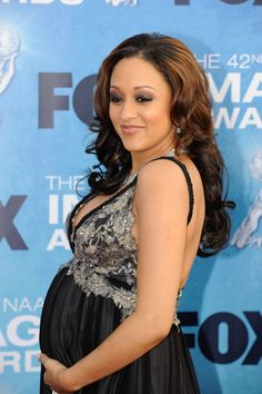 (new mother, tia mowry, has had her issues with endometriosis and had two surgeries but feared she would never be able to get pregnant - but she did).