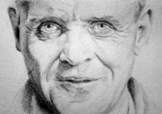 Anthony Hopkins. Hannibal Lecter
