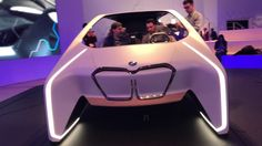 BMW HoloActive Touch at CES 2017