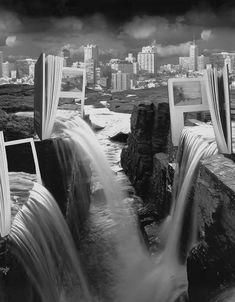 Thomas Barbèy, Surreal Psychedelic Art Gallery
