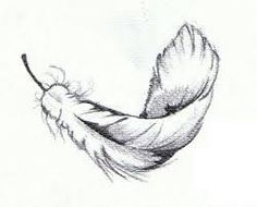 Image result for simple feather tattoos