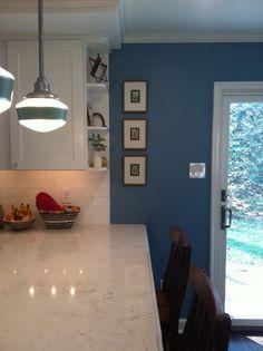 Kitchen Backsplash End pictures of ends of glass tile backsplashes | like many newer